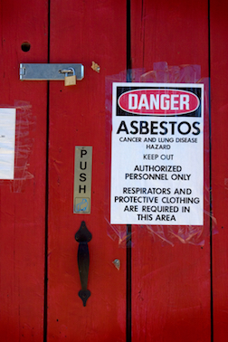 Mother and Son Launch Asbestosis Lawsuit Over Death of Husband and Father